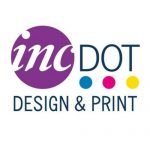 Inc Dot Design & Print Logo