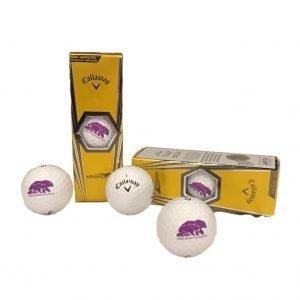 Three Bears Golf Balls