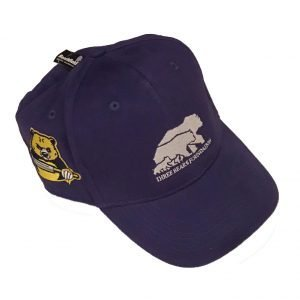 Three Bears Golf Cap