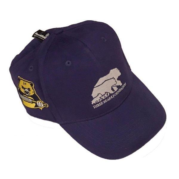 Three Bears Golf Cap
